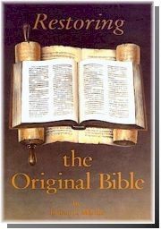 The original bible with all the books