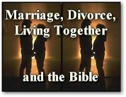 what the bible say about living together before marriage